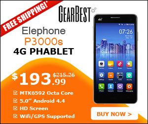 high quality android phones on Gearbest.com