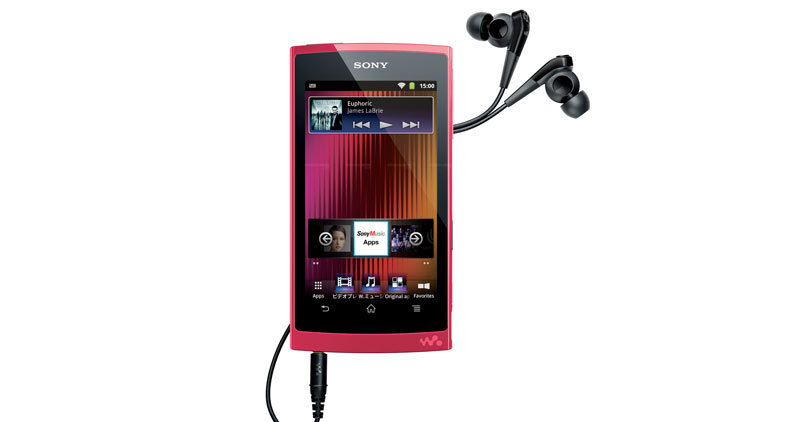 Sony Z1000 with Android OS