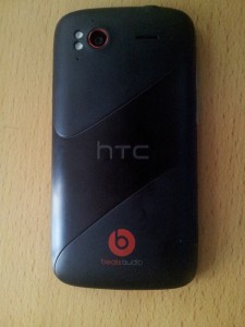 HTC Sensation XE Body