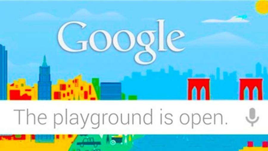 Google Android Playground
