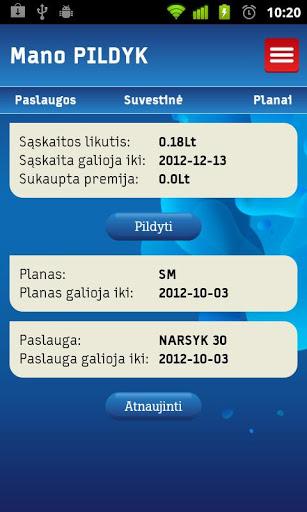 Tele2 pildyk informacija