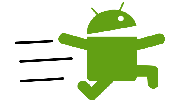 Android pagreitinimas