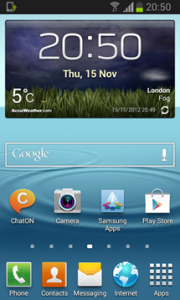 Samsung Galaxy S2 Android Jelly Bean2