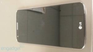 LG Optimus G2 priekis uzrakintas