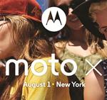 Motorola Moto X pristatymas