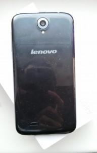 Lenovo a850 back
