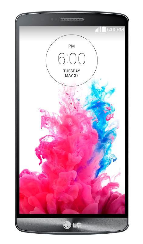 LG G3 Metalic Black