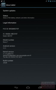 Android 4.2.2 Plansete