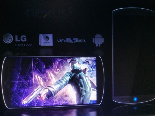 LG Nexus 5 Prototipas