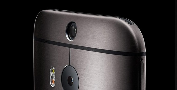 HTC One M8 kameros